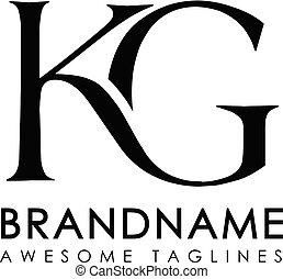 prosty, beletrystyka, początkowy, kg, logo