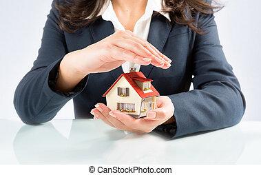 protéger, assurance maison