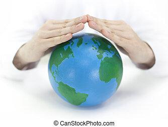protéger, la terre