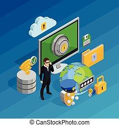 proteção dados, conceito