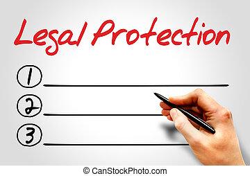 proteção, legal