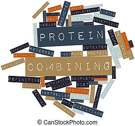 proteïne, het combineren