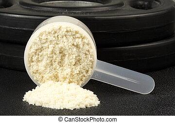 proteïne, poeder, primeur