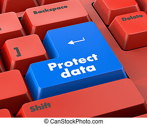 protect data