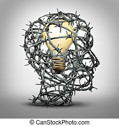 Protect Your Idea - Protect your idea business thinking...