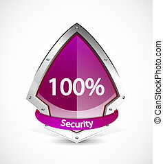 Protected and security icons