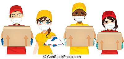 Protected Courier Virus Delivery Mail - Protected courier ...