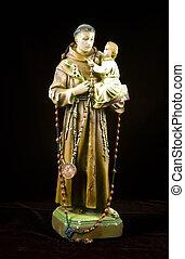 protecteur, saint, famille