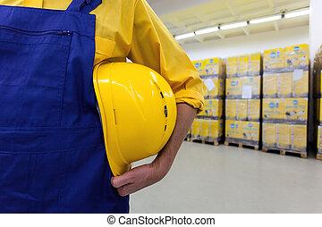 protection, dans, travail