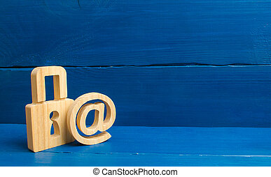 protection, de, données, et, personnel, information., hacher, attaque, hacher, viruses., fiable, post., les, email, symbole, et, les, lock., protection, de, personnel, données, et, intimité, de, correspondence.