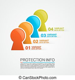Protection info