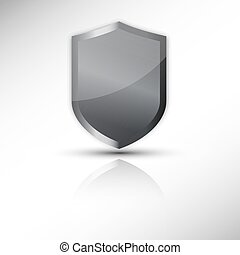 protection shield vector icon