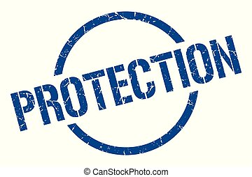 protection stamp
