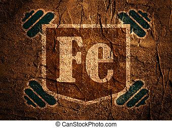 protector, texto, brazos, hierro, chamarra, culturismo,...