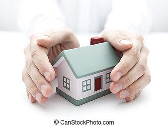 proteja, seu, casa