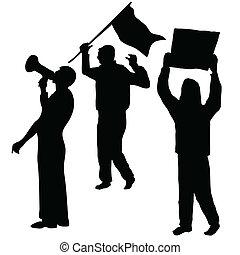 protestation