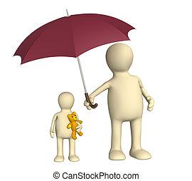 protezione, infanzia