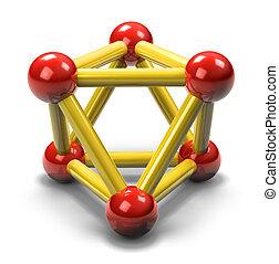 proton, 3d