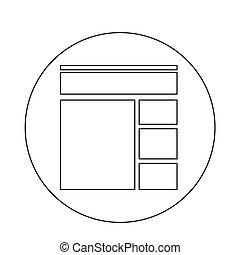 prototipo, icono