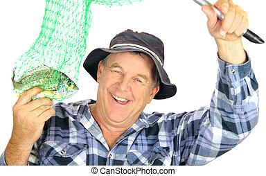 Proud Fisherman
