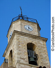 Provence bell tower