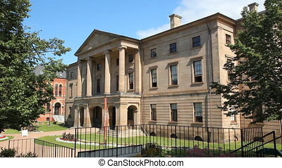 Province house. Charlottetown. - Province House is where the...