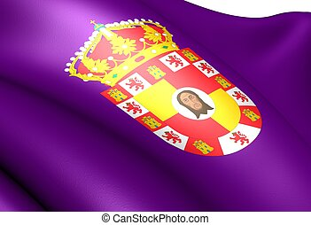 Province of Jaen flag