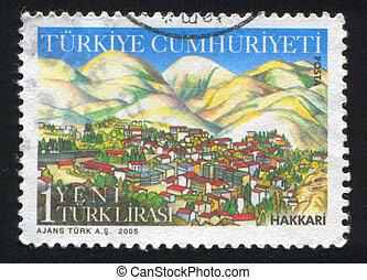 provincia, hakkari