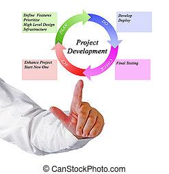 proyecto, desarrollo