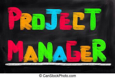 proyecto, director