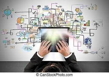 proyecto, empresa / negocio, creativo
