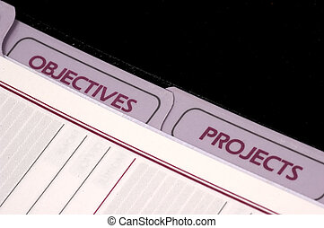 proyecto, planificador