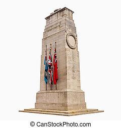 przedimek określony przed rzeczownikami, cenotaph, londyn, hdr