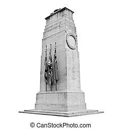 przedimek określony przed rzeczownikami, cenotaph, londyn