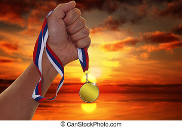 przedimek określony przed rzeczownikami, sportowiec, dzierżawa, niejaki, złoty medal