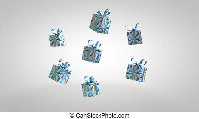 przelotny, dary, -, 3d ożywienie
