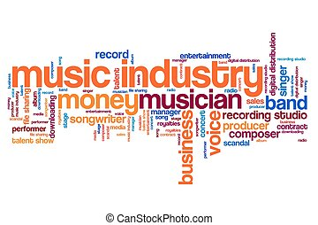 przemysł, muzyka