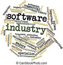 przemysł, software