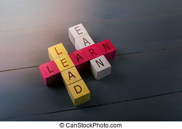 przewodnictwo, pojęcie, wykształcenie, handlowy, powodzenie