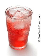 przeziębienie, lód, drink3