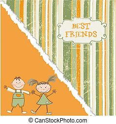 przyjaciele, najlepszy