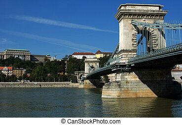 przymocujcie most, -, budapeszt