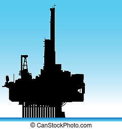 psota, nafta