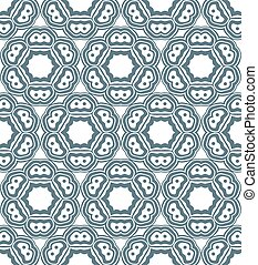 psychedelic abstract monochrome seamless pattern