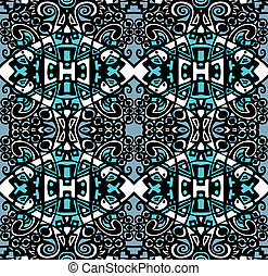 Psychedelic abstraction background