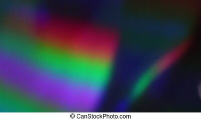 Psychedelic holographic rainbow foil. Rgb multicolored shiny...