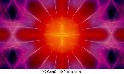 Psychedelic Kaleidoscopic Loop - Psychedelic Kaleidoscopic...