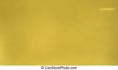 Psychedelic light leaks, yellow colored abstract background....
