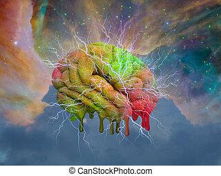 Psychedelic mind melt
