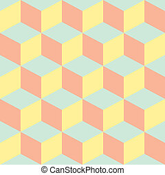 psychedelic pattern pastel colors